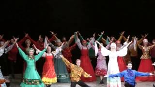 "Kalinka - Russian Dance.  Ensemble ""Beryozka"""