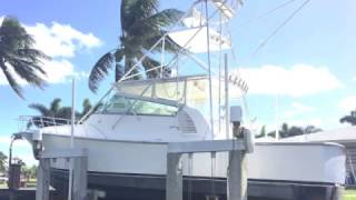 For Sale: 42' 2006 Henriquez Express Fisher