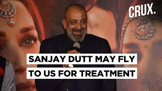 Actor Sanjay Dutt Diagnosed With Stage-4 Cancer