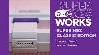Super NES Classic Edition review: A morsel of nostalgia | Super NES Works #722
