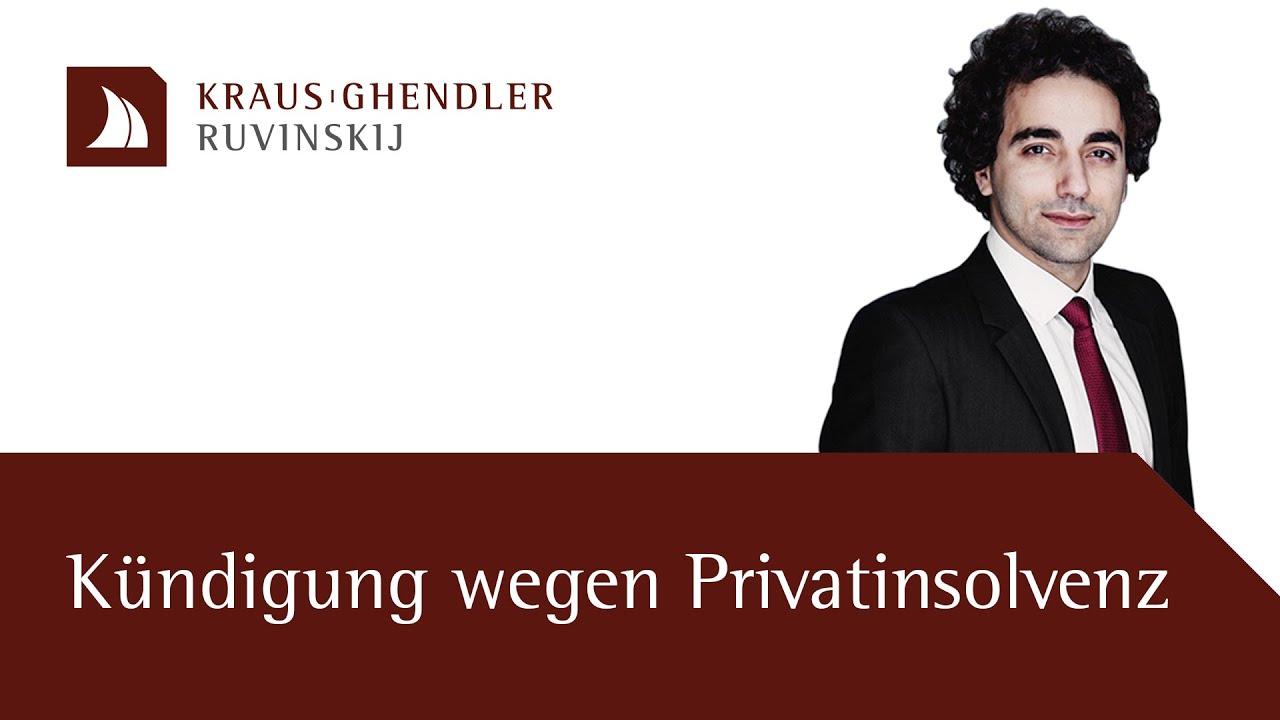 Privatinsolvenz und Arbeitgeber