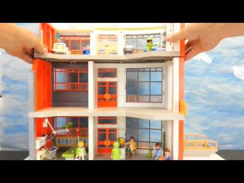 Erweiterung für Kinderklinik 6657 von Playmobil Neuheit seratus1