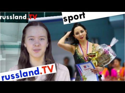 Eiskunstlauf: Tuktamyschewa wieder Weltniveau [Video]