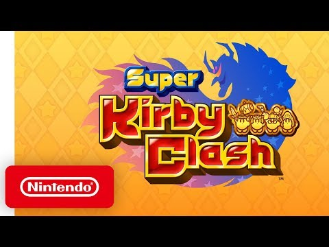 Super Kirby Clash – Overview Trailer – Nintendo Switch