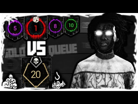 Matchmaking at Its Peak - Dead By Daylight (Gameplay)
