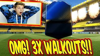 FIFA 17 - TOTY PACK OPENING!! 😜⛔️ OMFG 3x WALKOUTS in 125K PACKS!! - ULTIMATE TEAM (DEUTSCH)