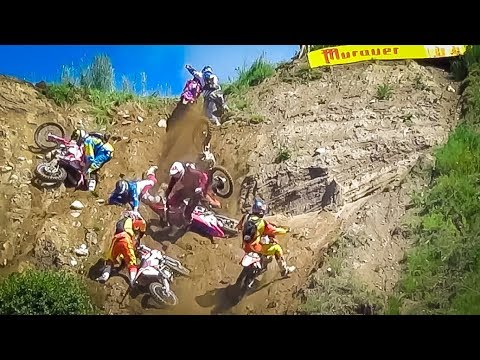 Enduro Trophy Perchau 2016 Lauf 1 Chaos Start-Enduro Mayham 🔰Dirtbike FreaX🔰