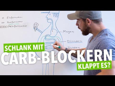 Schneller abnehmen mit Kohlenhydrat-Blocker 💊 Funktioniert das?🤔