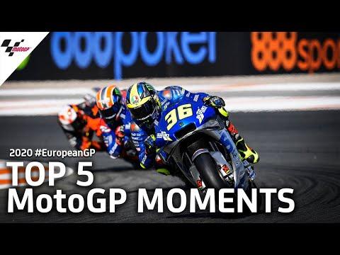 スズキのジョアン・ミールが初優勝!中上貴晶は4位。MotoGP ヨーロッパGP 決勝レースダイジェスト動画