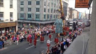 Preview Picture Of Video Royal De Luxe Giant Granny Limerick