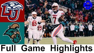 Liberty vs #12 Coastal Carolina Highlights (F/OT) | 2020 Cure Bowl | 2020 College Football Highlight