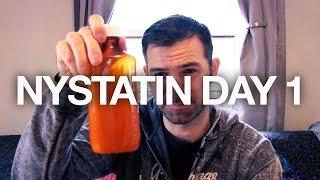Nystatin Day 1