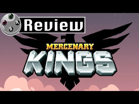 Mercenary Kings video thumbnail