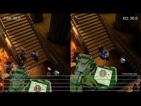 Lego The Hobbit – PS4 vs. Xbox One
