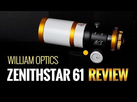 William Optics Zenithstar 61 Review [Astrophotography]