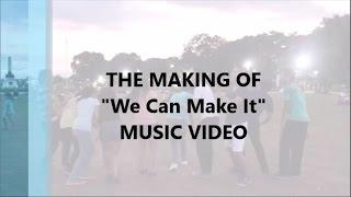 Arashi - We can make it MV (Japakyuti cover) [bloopers/behind-the-scenes]