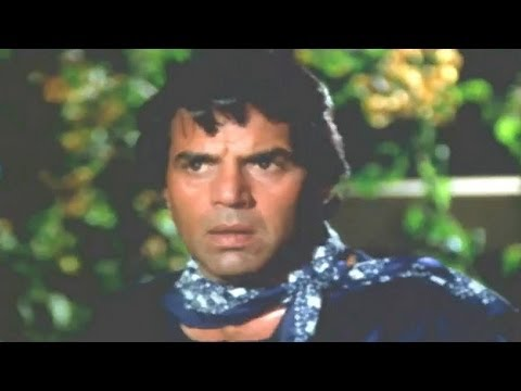 Dharmendra sees his Ghost - Ghazab Scene