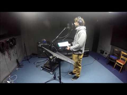 The Sawfish - V nahrávacím studiu