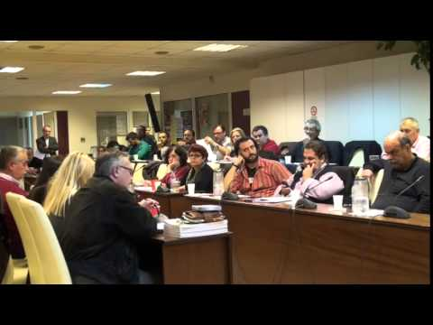 Δημ. Συμβούλιο 21-11-14 Δίκτυο Πολιτισμού