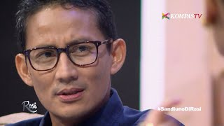 Sandiaga Uno Siap Berikan Solusi Warga Jakarta - ROSI