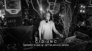 Cid Inc - Live @ Desert In Me 2018