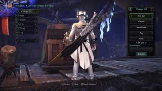 Mhw Pc Layered Armour