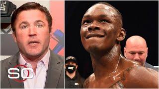 Reaction to Israel Adesanya's TKO win vs. Paulo Costa at UFC 253   SportsCenter