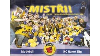 HC Hamé Zlín - Cesta za titulem (2003/2004)