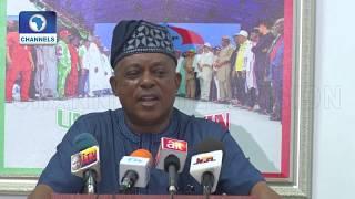 Full Video: 'Nigeria Collapsing Under Your Watch' Secundus Tells Buhari