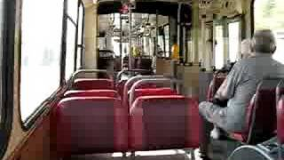 preview picture of video 'The Budweis trolleybuses'