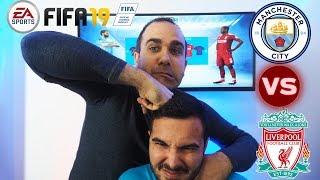 FIFA 19: Manchester City vs Liverpool