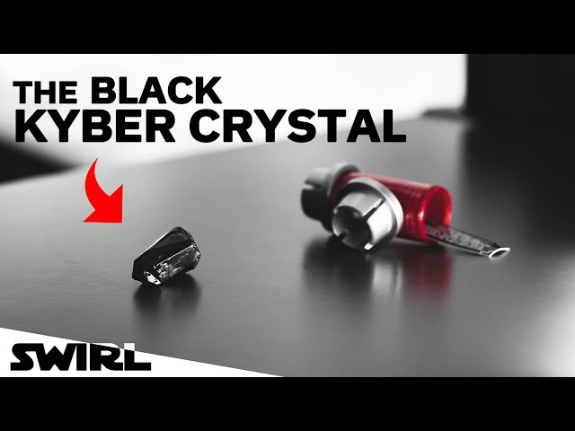 UNBOXING the BLACK KYBER CRYSTAL from Star Wars Galaxy's Edge!!