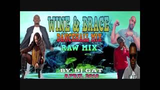 NEW DANCEHALL MIX  APRIL 2018 DJ GAT WINE AN BRACE FT POPCAAN/MASICKA/RUNKIE HYTZ 1876899-5643