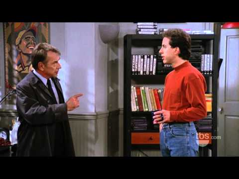 "Seinfeldove muke s ""knjižničarskim policajcem"""