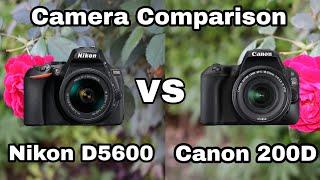 Canon Eos Rebel Sl2 200dkiss X9 Vs Nikon D5600 Most Popular Videos