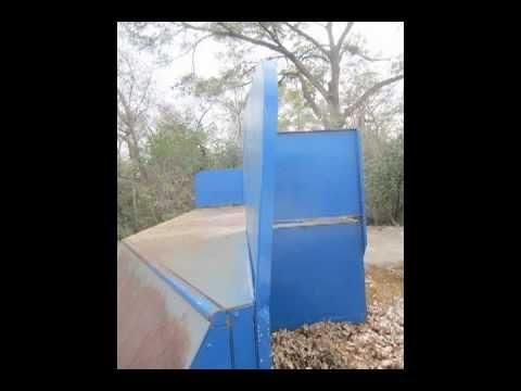Watonga skatepark, Houston TX: can your concrete park do this?