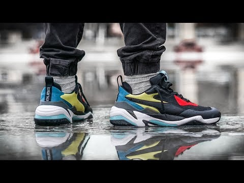 Puma Just BROKE THE INTERNET | PUMA THUNDER SPECTRA ON FOOT REVIEW