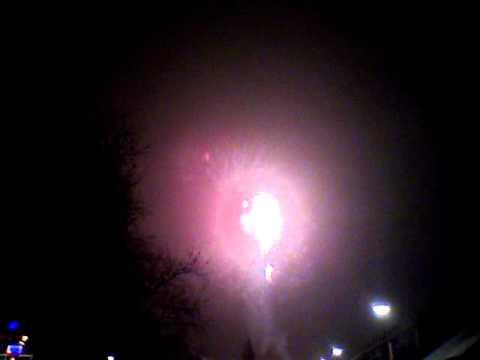 Vuurwerk Gennep 2011 - Deel 3