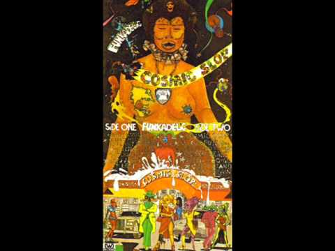 George Clinton Parliament Funkadelic Booking Book