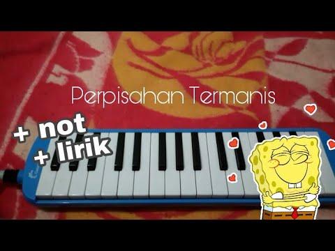 DOWNLOAD LAGU LIRIK PIANIKA PERPISAHAN TERMANIS MP3, VIDEO