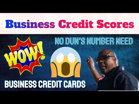 Top 3 Best Business Credit Scores To Get Business Credit Cards Without A Personal Guarantee!