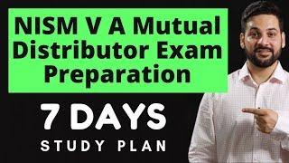 NISM V A Mutual Fund Distributor Exam Course