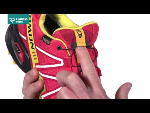 Damen Laufschuh Salomon Speedcross 3 GTX