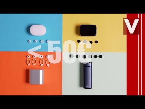Bis 50€: Die besten Bluetooth Kopfhörer 2019 (In-Ear) - Venix