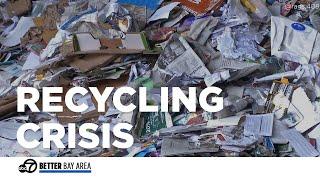 California faces recycling crisis