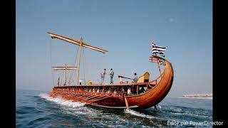 Античный флот, которого никогда не было.