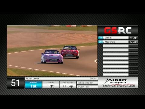 Sports Car Challenge Series – Season 1 – Round 7 – Suzuka