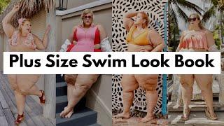 Plus Size Swim Look Book Spring 2019