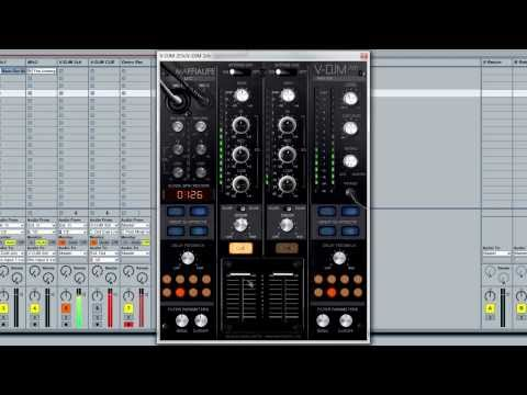 Free Virtual Dj Mixer (VST/PC) » Synthtopia
