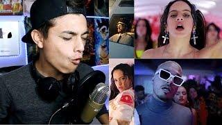 [Reaccion] ROSALÍA, J Balvin - Con Altura (Official Video) ft. El Guincho - Themaxready